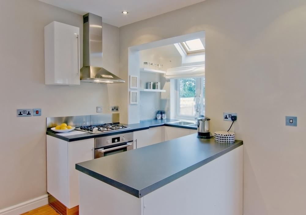 6 cách tuyệt vời để trang trí nhà bếp nhỏ