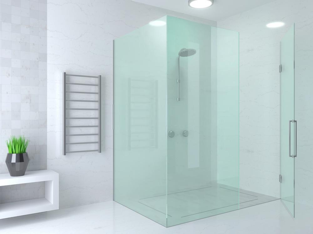 Kích thước phân vùng phòng tắm điển hình