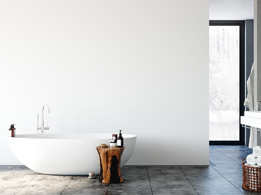 Cách nhanh nhất để làm sạch phòng tắm của bạn