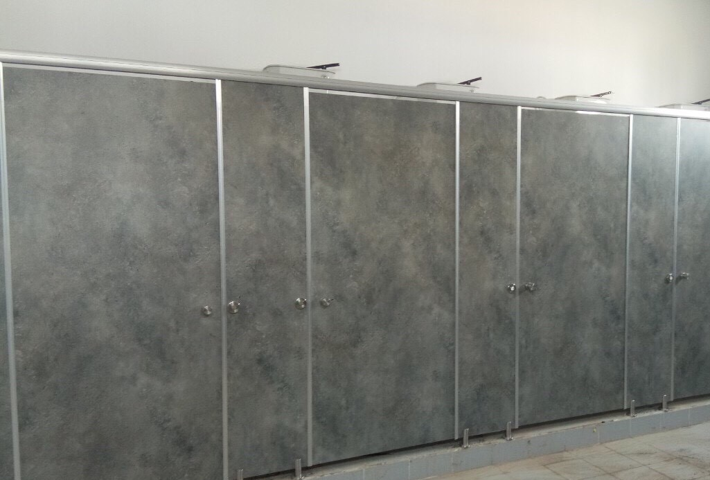 Mua vách ngăn nhà vệ sinh tấm compact tại Trà vinh